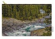 Dechutes River Rapids Bend Oregon Carry-all Pouch