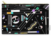 Deco 1 Version 2 Carry-all Pouch