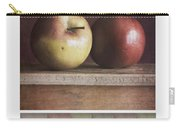 Deco Apples Carry-all Pouch