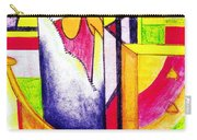 Deco Mirror Carry-all Pouch