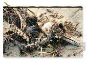 Decomposing Dead Bird Carry-all Pouch