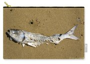 Decomposing Dead Fish Carcass Washed Ashore Carry-all Pouch
