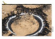 Decomposing Tires Carry-all Pouch