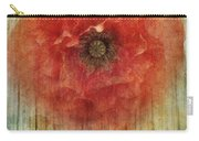 Decor Poppy Blossom Carry-all Pouch