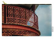 Decorative Balcony Carry-all Pouch
