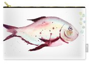 Decorative Fish Carry-all Pouch