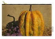 Decorative Gourd  Carry-all Pouch