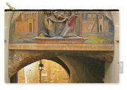 Decorative Laneway Of Florence  Carry-all Pouch