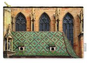 Decorative Roof Carry-all Pouch
