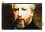 Dedication To William Adolphe Bouguereau Carry-all Pouch