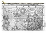 Dee Navigation, 1577 Carry-all Pouch