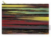 Deep Color Field Carry-all Pouch