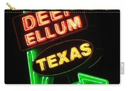 Deep Ellum Carry-all Pouch