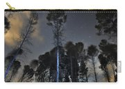 Deep Forest At Night Carry-all Pouch