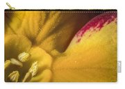 Deep In The Heart Of A Primrose Carry-all Pouch