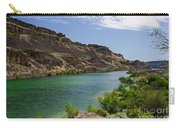 Deep Lake - Washington State Carry-all Pouch