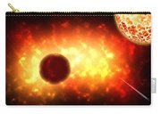 Deep Space Activity Digital Painting Carry-all Pouch