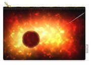 Deep Space Burst Digital Painting Carry-all Pouch