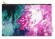 Deep Space Canvas Three Carry-all Pouch