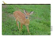 Deer 11 Carry-all Pouch