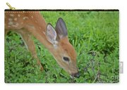 Deer 12 Carry-all Pouch