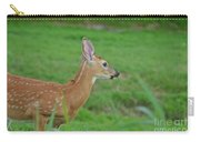 Deer 13 Carry-all Pouch