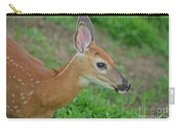 Deer 17 Carry-all Pouch