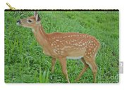 Deer 19 Carry-all Pouch
