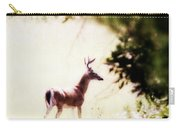 Deer 2 - Buck - White-tailed Carry-all Pouch