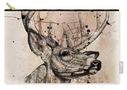 Deer 4 Carry-all Pouch