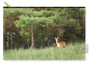 Deer At Dusk V1 Carry-all Pouch