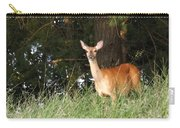 Deer At Dusk V3 Carry-all Pouch