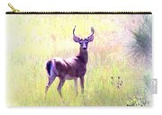 Deer - Buck - White-tailed Carry-all Pouch