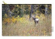 Deer Camoflauged Carry-all Pouch