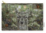 Deer Collage Carry-all Pouch