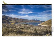 Deer Creek Dam-provo Utah Carry-all Pouch