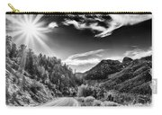 Deer Creek Road Carry-all Pouch