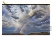 Deer Creek Storm Carry-all Pouch by Darren  White