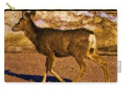Deer In A Different Light Carry-all Pouch