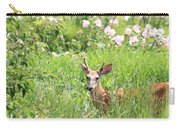 Deer In Magee Marsh Carry-all Pouch