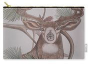 Deer In The Northwest Carry-all Pouch