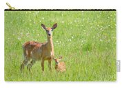 Deer Me Carry-all Pouch