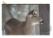 Deer Profile Carry-all Pouch