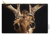 Deer Skull Carry-all Pouch