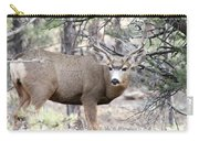 Deer Watch Carry-all Pouch