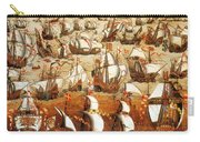 Defeat Of The Spanish Armada 1588 Carry-all Pouch