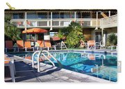 Del Marcos Pool Palm Springs Carry-all Pouch