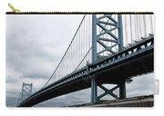 Delaware River Bridge - Philadelphia Carry-all Pouch