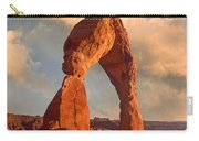 Delicate Arch In Arches National Park Carry-all Pouch