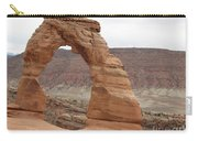 Delicate Arch Landscape Carry-all Pouch